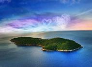 海洋清新惬意大自然风景图片壁纸