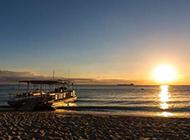 澳大利亚布里斯班海边风景图片