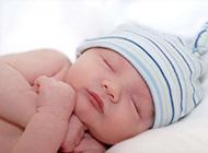 睡梦中可爱宝宝高清图片欣赏
