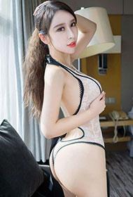 杨诺依性感诱惑美臀时尚人体艺术欣赏