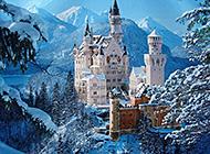 德国新天鹅城堡壁纸图片大全