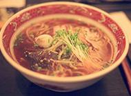 传统日式拉面图片大全汤香浓郁