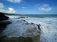 巴厘岛王子海滩风景欣赏