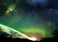 南极光北极光高清风景壁纸