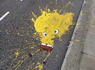 街头即兴涂鸦图片