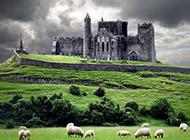 非主流城堡风光高清壁纸