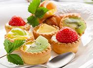 香甜蛋挞高清美食图片