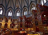 葡萄牙马夫拉图书馆建筑高清大图