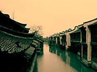 江苏乌镇优美风景图片壁纸欣赏