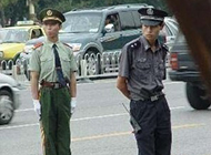 保安和解放军的差别超搞笑图片