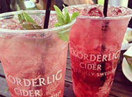 夏日清凉绿色健康饮品图片