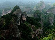 湖南乡村旅游山川风景摄影图片
