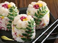 米饭寿司图片可爱造型惹人爱