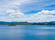四川泸沽湖旅游风景图片壁纸欣赏