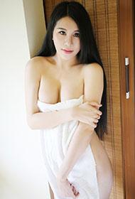 性感女神南湘Baby大胆时尚人体艺术写真