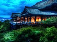 日本城市风景图片实拍