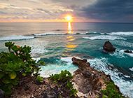 美丽迷人的巴厘岛旅游风景图片