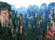 湖南张家界锦绣河山图片欣赏
