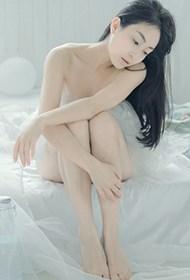 泰国美女性感人体艺术写真