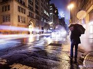 英国下雨风景图片高清桌面壁纸