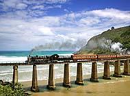 时尚最唯美的8条火车道自然美景不断