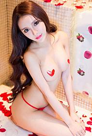 中国性感女神高清极品人体美图合集