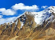 雪域高原秀丽山水风景图片壁纸