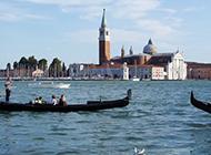 最美小镇威尼斯水城高清风景图片