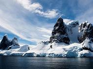 超震撼唯美冰山一角风光壁纸赏析