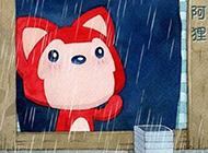 动漫阿狸可爱彩绘精选图片