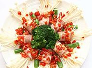 丰盛的中餐图片美味精致
