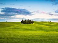 最美草原风景图片令人陶醉