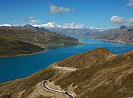 青藏高原自然风光高清壁纸
