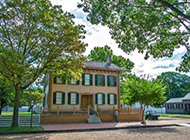 伊利诺伊州旅游著名建筑风景图片