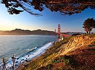 雄跨两岸的大桥风光高清图集