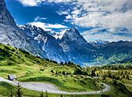春天大自然绿色清新柔美风景壁纸图片