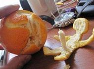 搞笑内涵图之邪恶的橘子