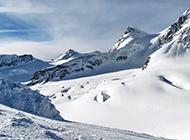 瑞典雪山美景欣赏