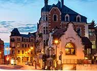 欧洲街头唯美城市风景高清套图