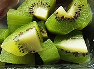 新西兰奇异果水果拼盘图片