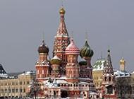 庄严宏伟的圣彼得堡高清图片