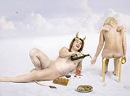 天使的美好生活恶搞图片