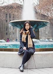韩国气质美女玩转顶级人体艺术
