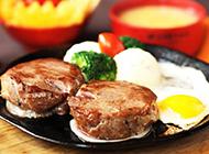 铁板牛排图片西餐经典美食推荐