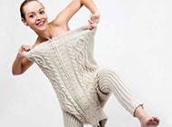 内涵恶搞图片之创意毛衣