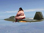 最奇葩的搞笑图片之丰满的空姐