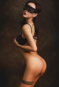 嫩模金雨佳意境顶级人体艺术摄影图