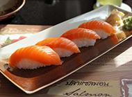 海鲜寿司图片色味俱佳