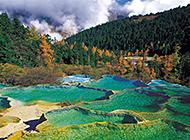 中国美丽迷人风光超清晰图片欣赏