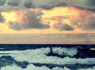 海浪风景图片高清特写壁纸